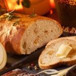 pain blanc oignon